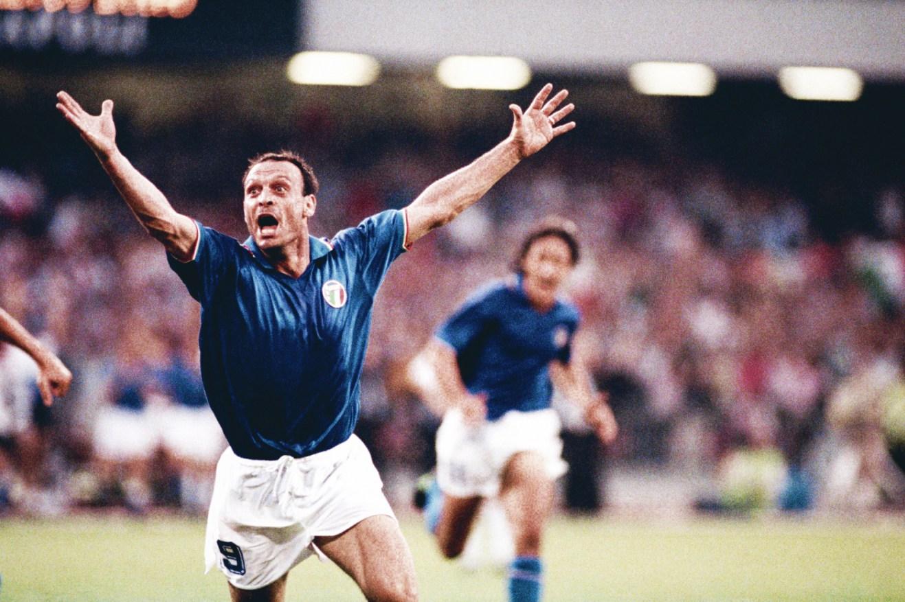 جام جهانی ۱۹۹۰ ایتالیا- پرونده فوتبال ایتالیا- ایتالیا دهه ۹۰- روبرتو باجو- سری آ- یوونتوس