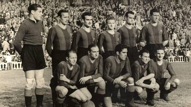 اولین موسیقی رسمی باشگاه بارسلونا