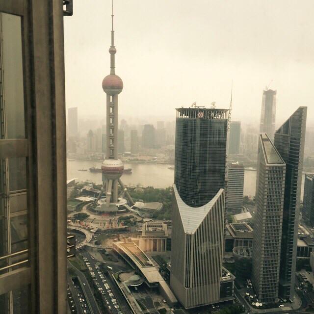 پویول: شانگهای