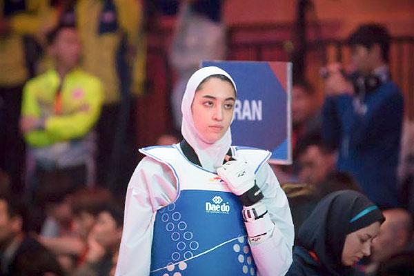 تکواندوی المپیک ریو 2016؛ کیمیا علیزاده به جدول مسابقات بازگشت