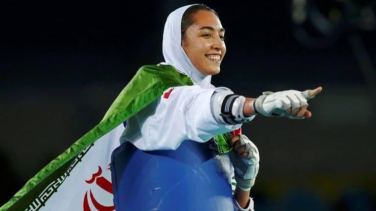 تکواندوی المپیک ریو 2016؛  کیمیا علیزاده: برای دختران ایرانی خوشحالم؛ مدال المپیک پنجمین مدال تاریخ سازم بود