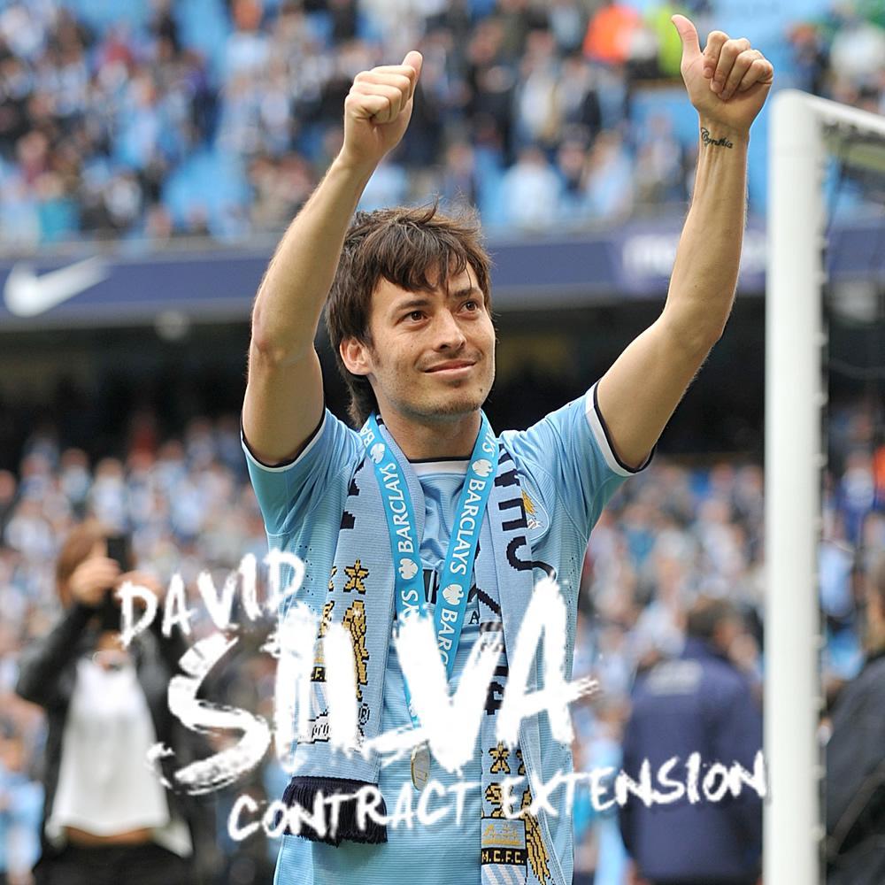 داوید سیلوا قراردادش را تا 2019 تمدید کرد