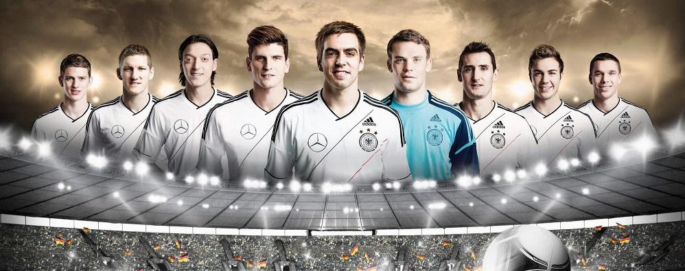 تركيب احتمالى آلمان در جام جهانى برزيل؛ چه كسى از شانس بيشترى برخوردار است