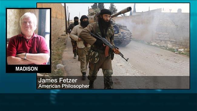 تحلیلگر: داعش بهانه امریکا برای بیثبات کردن کشورهاست