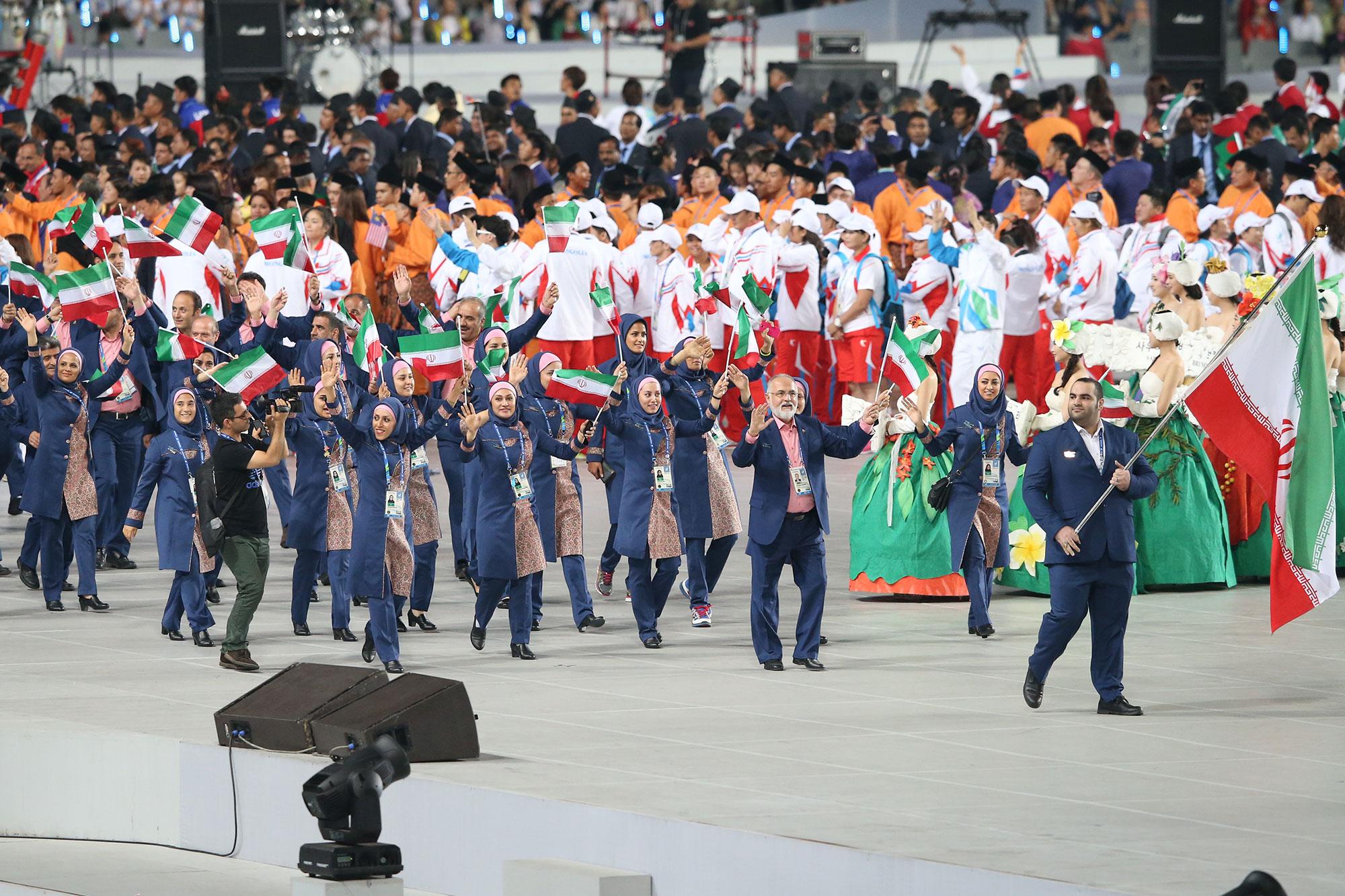 هر آنچه باید در مورد کاروان ایران در المپیک بدانید