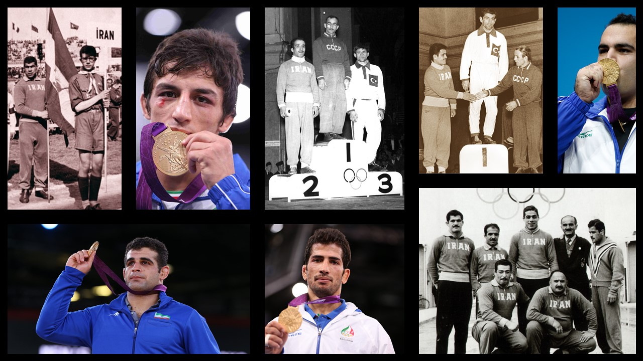 نگاهی به بهترین المپیک های تاریخ کاروان ایران؛ ملبورن و لندن دو شهر رویایی برای ورزشکاران ایرانی
