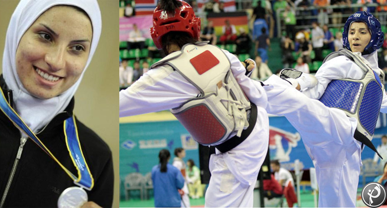 راحله آسمانی المپیکی شد اما زیر پرچم IOC نه ایران